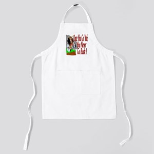 10x10_apparel Yaknevergoback copy Kids Apron