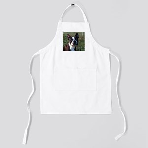 boston terrier Kids Apron