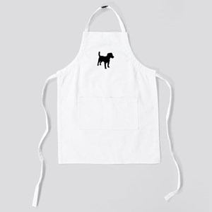 jack russell terrier silo Kids Apron