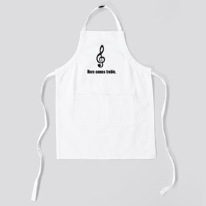 treble Kids Apron