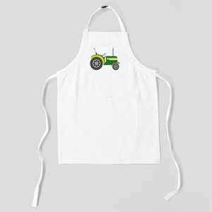 Tractor Kids Apron
