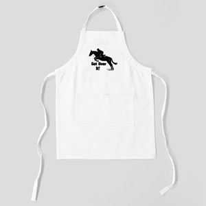 Get Over It! Horse Jumper Kids Apron