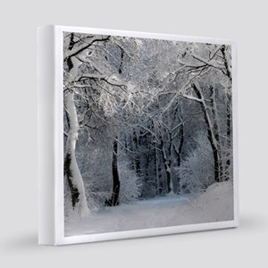Winter 8x8 Canvas Print