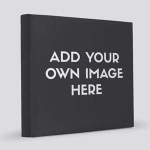Add Your Own Image 8x8 Canvas Print