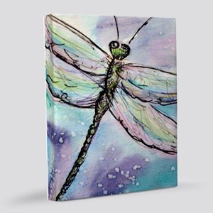 Dragonfly! Nature art! 8x10 Canvas Print
