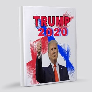 TRUMP 2020 8x10 Canvas Print