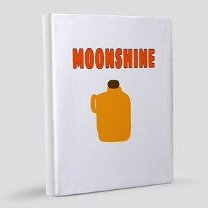 MOONSHINE 8x10 Canvas Print