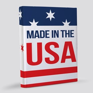 Made In USA 8x10 Canvas Print