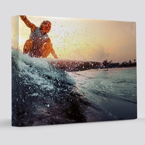 drop8x10 Canvas Print