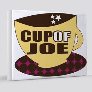 Cup Of Joe 8x10 Canvas Print