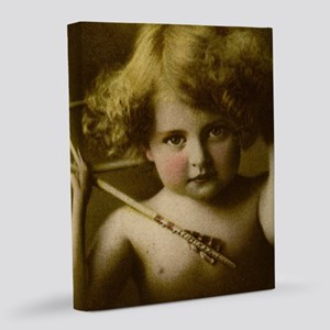 Cupid Awake 8x10 Canvas Print