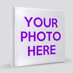 Customize photos 12x12 Canvas Print