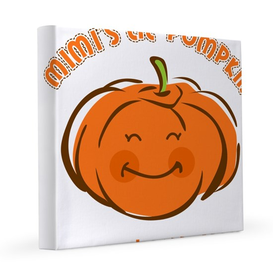 Mimis Little Pumpkin Personalized