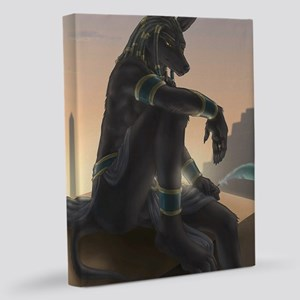Best Seller Anubis 11x14 Canvas Print