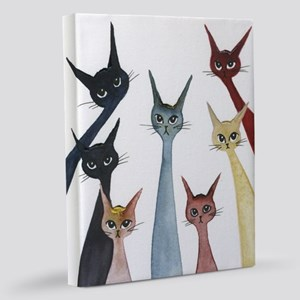 Aroostook Stray Cats 11x14 Canvas Print