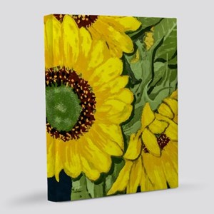 Sunflowers 16x20 Canvas Print