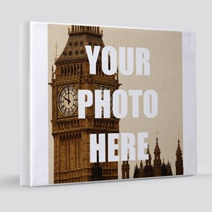 Your Photo Here Personalize It! 20x24 Canvas Print