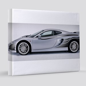 Lambo Streamed 20x24 Canvas Print
