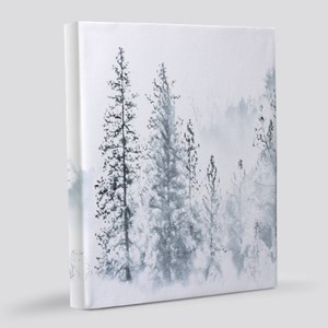 Winter Trees 20x24 Canvas Print