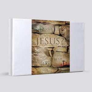 Names of Jesus Christ 20x30 Canvas Print