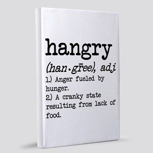 Hangry: Defined 20x30 Canvas Print