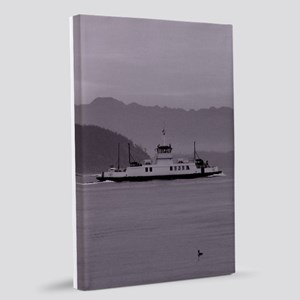 Guemes Ferry 20x30 Canvas Print