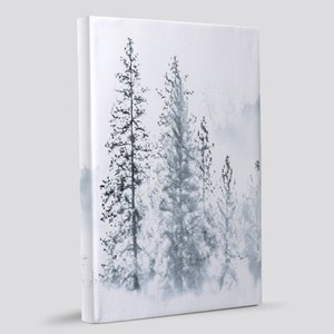 Winter Trees 20x30 Canvas Print