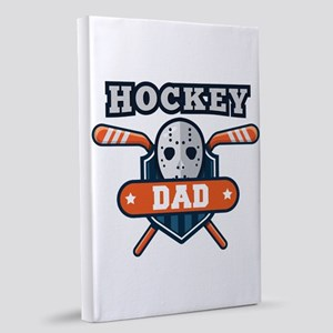 Hockey Dad 20x30 Canvas Print