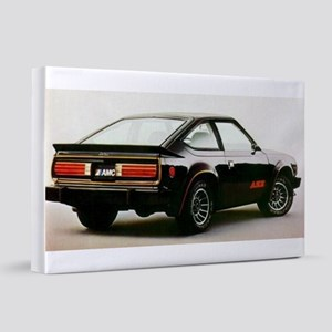 AMC Ad 20x30 Canvas Print