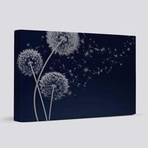 Dandelion Wishes 20x30 Canvas Print
