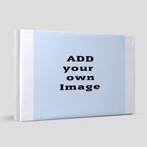Add Image 17 inch Laptop Sleeve 20x30 Canvas Print