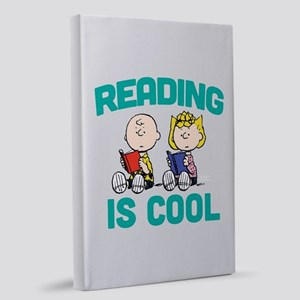 Charlie & Sally Brown-Reading is Cool-FB 20x30