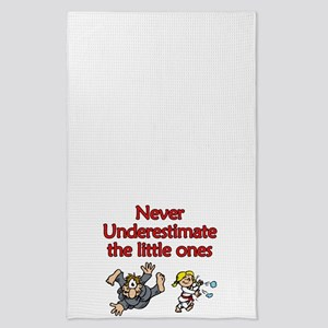 Womens Martial Arts Tea Towel