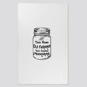 Custom Moonshine Tea Towel