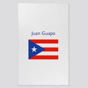 Custom Name Personalized Puerto Rican Flag Boricua