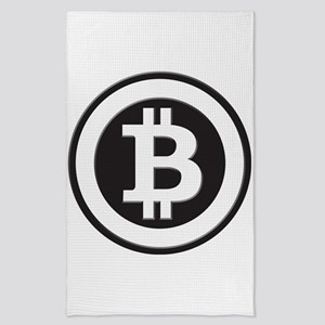 Bitcoin Tea Towel