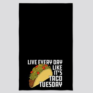 Taco Tuesday Tea Towel