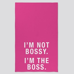 Boss Lady Tea Towel