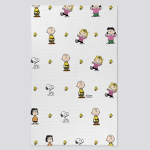 Peanuts Gang Tea Towel