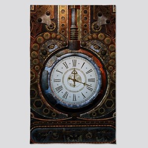 Steampunk, awesome clockswork Tea Towel