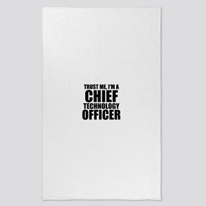 Trust Me, I'm A Chief Technology Officer Tea T