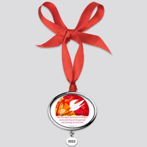 Spiritconf.jpg Oval Year Ornament