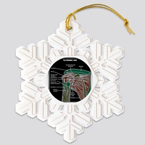 2-shoulder_jointod Snowflake Ornament