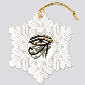 Best Seller Egyptian Snowflake Ornament