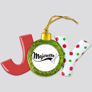 Majorette Joy Ornament