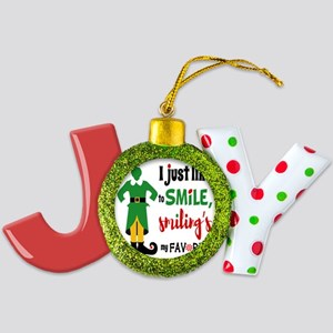 Buddy The Elf Smiling Joy Ornament