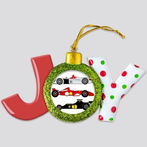 formulaone Joy Ornament