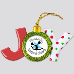 Pom Dance Team Joy Ornament