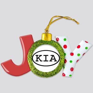 KIA Joy Ornament