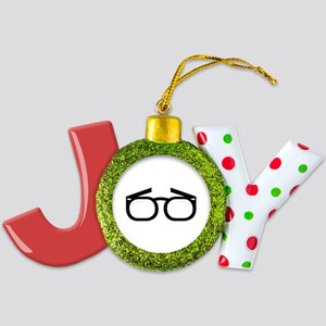 Eye Glasses Joy Ornament
